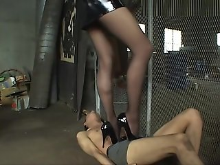 bdsm, asian, brunette, femdom, fetish, foot fetish