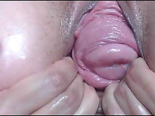 amateur, webcam, fingering, gaping, ,