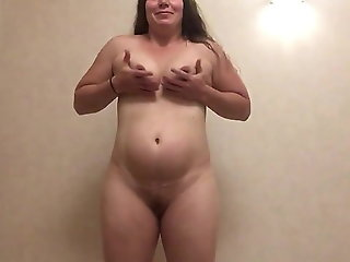 brunette, amateur, pregnant, milf, hd videos, wife