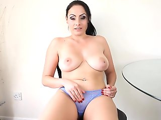 hd, big tits, masturbation, mature, milf, solo female