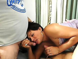 big ass, anal, double penetration, hd, latina, mature